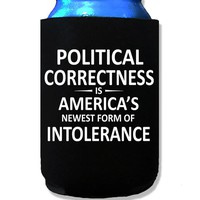 George Carlin Political Correctness Koozie