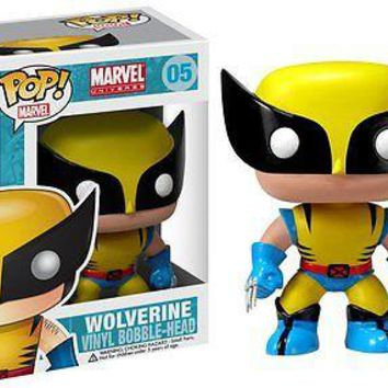 Funko Pop Marvel: X-Men - Wolverine Vinyl Figure
