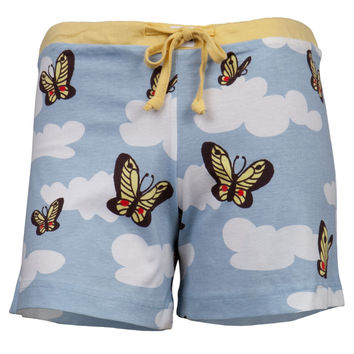 Social Butterfly Juniors Boxer Shorts