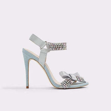 Carlah Denim Women's Casual heels | ALDO UK