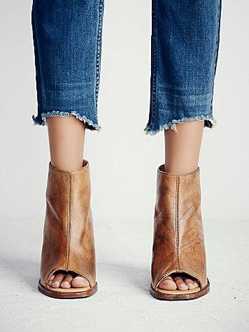 9fa17a084da2f Bed Stu Womens On Set Heeled Ankle Boot from Free People