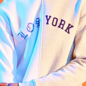 PacSun Editor's Choice Los York Splice Pullover Hoodie at PacSun.com