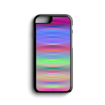 iPhone Case Trippy Pattern for iPhone 4, iPhone 5, iPhone 5c, iPhone 6, iPhone 6 Plus with FREE iPhone Tempered Glass Screen Protector*