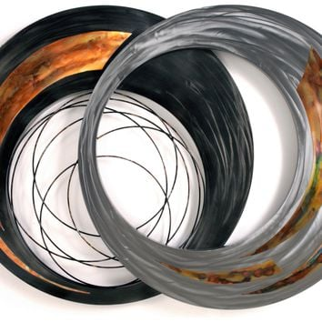 Affinity Contemporary Wall Sculpture