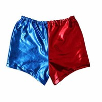 Harley Quinn Shorts Suicide Squad Cosplay Costume