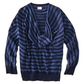 Converse? One Star? Womens 3/4 Sleeve Striped Sweater - Assorted Colors