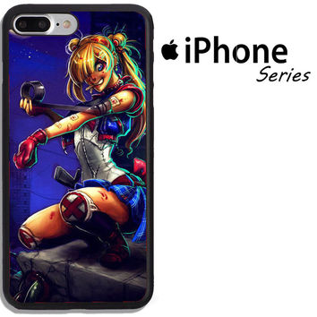 New Sailor Moon Zombie War Fit Case For iPhone 6 6s 7 8 Plus X Samsung Cover