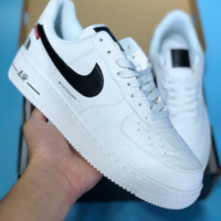 DCCK2 N363 Nike Air Force 1 AF1 X Supreme X The North Face Caasual Skte Shoes White