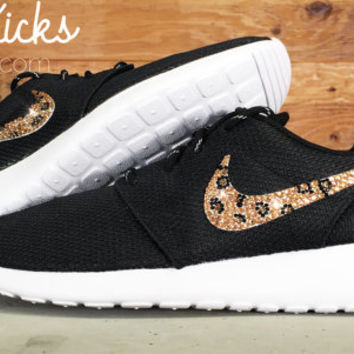 Bling Nike Roshe Run Glitter Kicks - from Glitter Kicks  b6ce2f9407