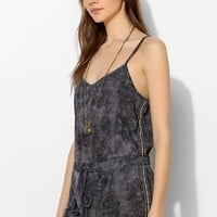 Staring At Stars Friendship Bracelet Knit Romper - Urban Outfitters