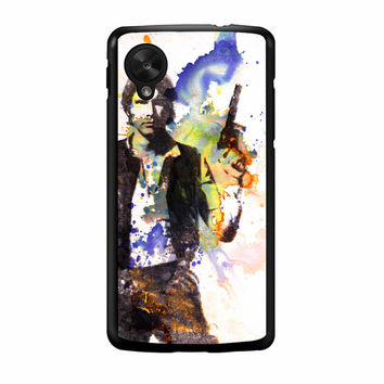 Han Solo Iphone 2 Nexus 5 Case