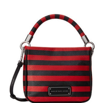 Marc by Marc Jacobs Too Hot To Handle Stripe Hoctor Crossbody