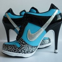 cyan black dunks sb low heels sale