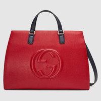 Gucci Soho leather top handle bag