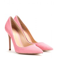gianvito rossi - mytheresa.com exclusive pony-hair pumps