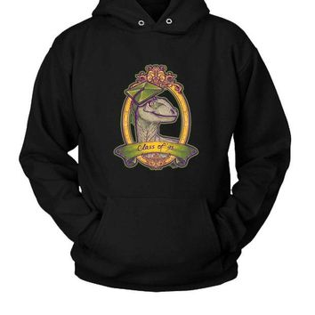 DCCKL83 Clever Class Of Hoodie Two Sided