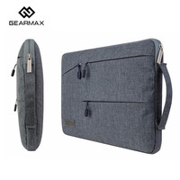 GEARMAX New Laptop Bag case Laptop Sleeve for Macbook air pro pouch bag for Lenovo Sumsung Asus 11 13 15inch bag For Men Woman