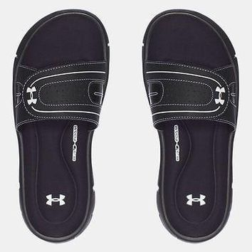 Under Armour Women's UA Ignite VIII Slides Sandals Many Colors and Sizes