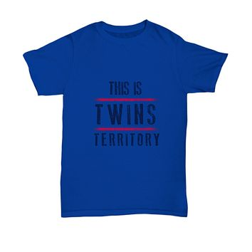 This is Twins Territory Twin City Baseball T-Shirt