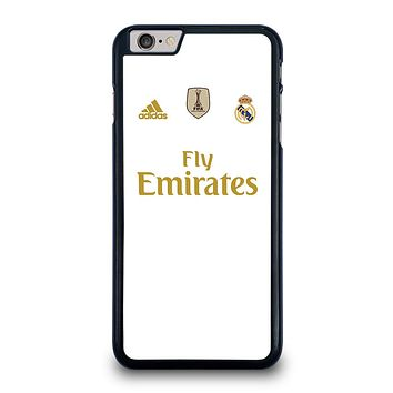 REAL MADRID HOME JERSEY iPhone 6 / 6S Plus Case