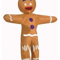 Shrek Gingerbread Man Costume