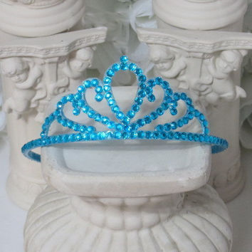 Frozen Elsa Crown - Birthday Party Crown - Bachelorette Accessories - Princess Gifts - Toddler Gifts - Girls Hair Accessories - Gifts
