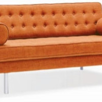 Bulgaria Sofa-Orange