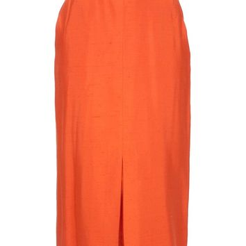 Gianfranco Ferre Vintage Vintage structured skirt