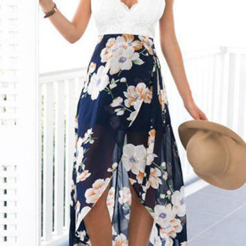 New-Summer-Womens-Long-Maxi-Dress-Floral-Print-Ladies-Boho-Beach-Party-Sundress