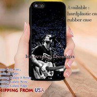 Ed  Sheeran Singing iPhone 6s 6 6s+ 5c 5s Cases Samsung Galaxy s5 s6 Edge+ NOTE 5 4 3 #music #eds dl14