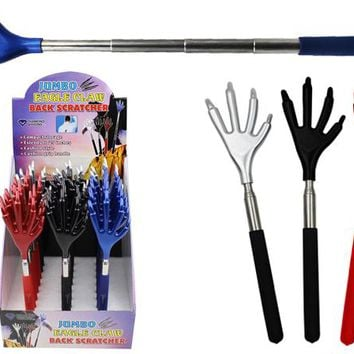 Jumbo Eagle Claw Back Scratcher Case Pack 24