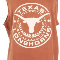 Comfort Colors Collection - Texas Longhorn Seal Tank | Co-op
