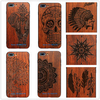Bamboo Vegan Iphone Case, Iphone 6, 6S, Plus, 7, 7Plus, 5, SE