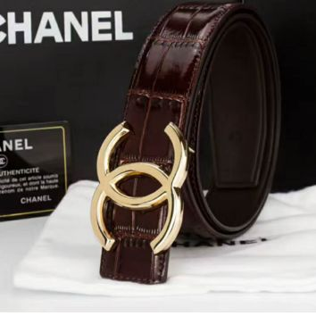 Chanel cute belt for men and woman-A