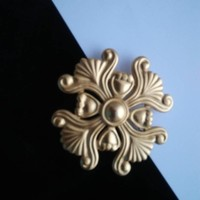 ON SALE Vintage Maltese Cross, 1970's 1980's Collectible Costume Jewelry