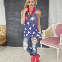American Star Tank Navy release