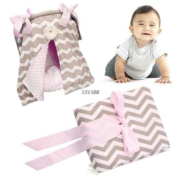 Baby Infant Car Seat Shade Canopy Carrier Cover