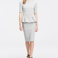 Ponte Pencil Skirt | Ann Taylor