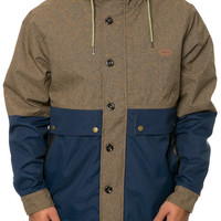 The Merral Jacket in Woodland