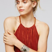 Free People Maleficent Labradorite Cuff
