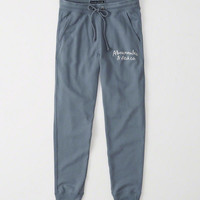Womens Embroidered Logo Jogger | Womens New Arrivals | Abercrombie.com