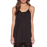 MINKPINK Atlanta Dress in Black