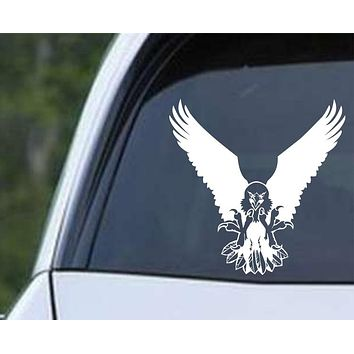 Eagle Die Cut Vinyl Decal Sticker