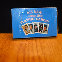 1988 The Best of Elvis Playing Cards, Sealed