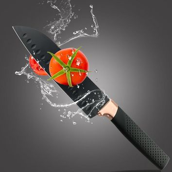 Myvit Kitchen knife Stainless Steel 5CR15 Japanese Style Chef Knife Bread Sushi Knife Meat Cleaver Kitchen Knives Cutter