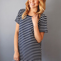 Lake Side Tee Shirt Dress