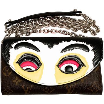 Louis Vuitton Kansai Yamamoto Kabuki Collection Limited Edition Bag