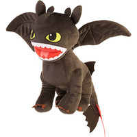 Walmart: How To Train Your Dragon 2 Toothless Cuddle Pillow, Black