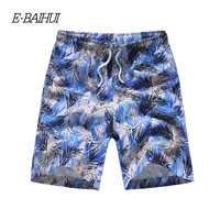 new Summer style Men Beach Shorts Plaid Stripe Star  styles Couple suit Wear Causal short Tracksuit pants
