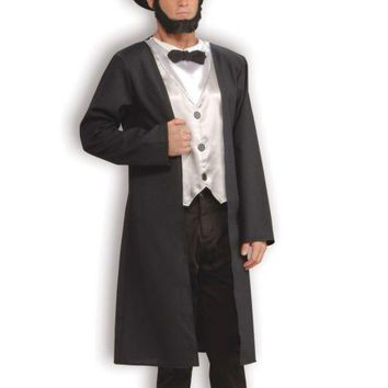 Abe Lincoln Adult awesome for Halloween 2017
